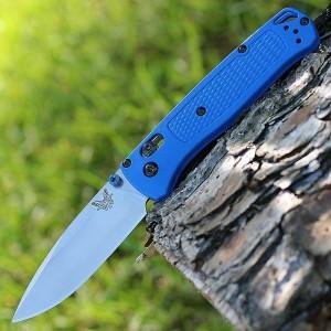 BENCHMADE BUGOUT. Обзор практичных и надежных ножей для универсального использования