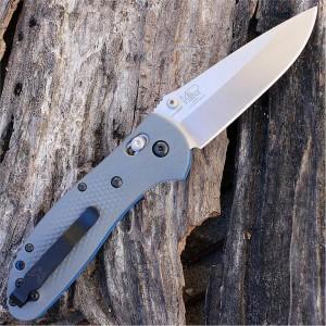 BENCHMADE GRIPTILIAN. Обзор надежных ножей, идеальных для применения в форматах Survival, Outdoor и Every Day Carry