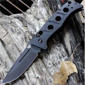 BENCHMADE ADAMAS. Обзор семейства тактических ножей повышенной прочности