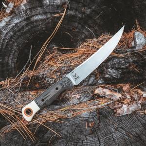 BENCHMADE MEATCRAFTER. Обзор походного разделочного ножа